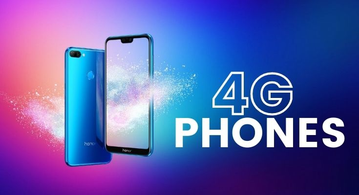 4g phones in Pakistan